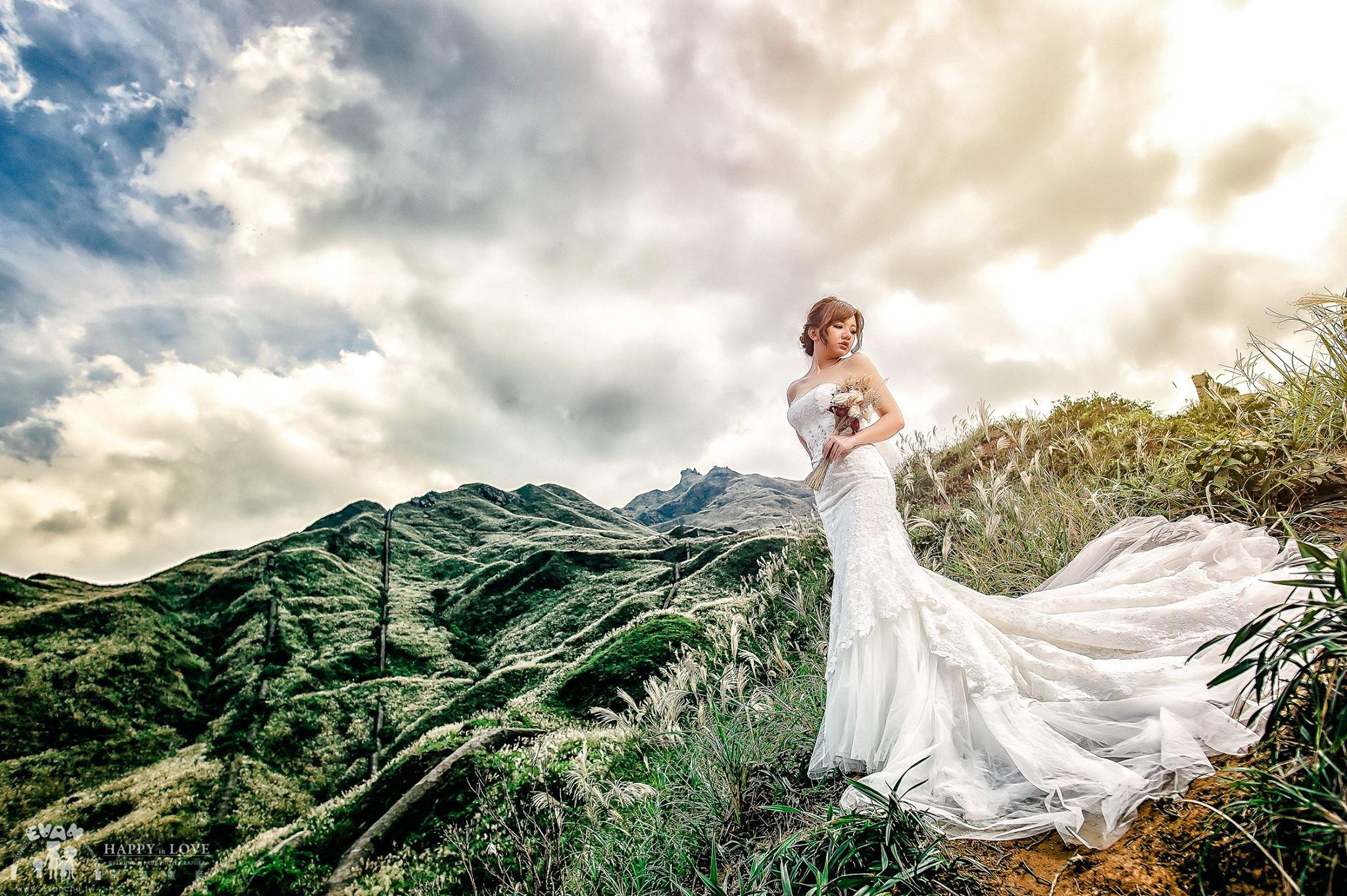 獨立婚紗,自主婚紗,自助婚紗,小朱爸