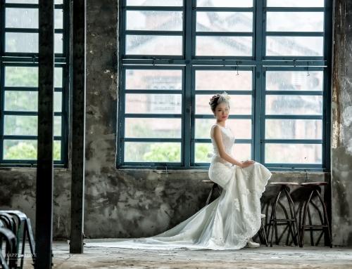 [自助婚紗]大溪老茶廠 婚紗創作-Ariesy 愛瑞思 品牌訂製手工婚紗