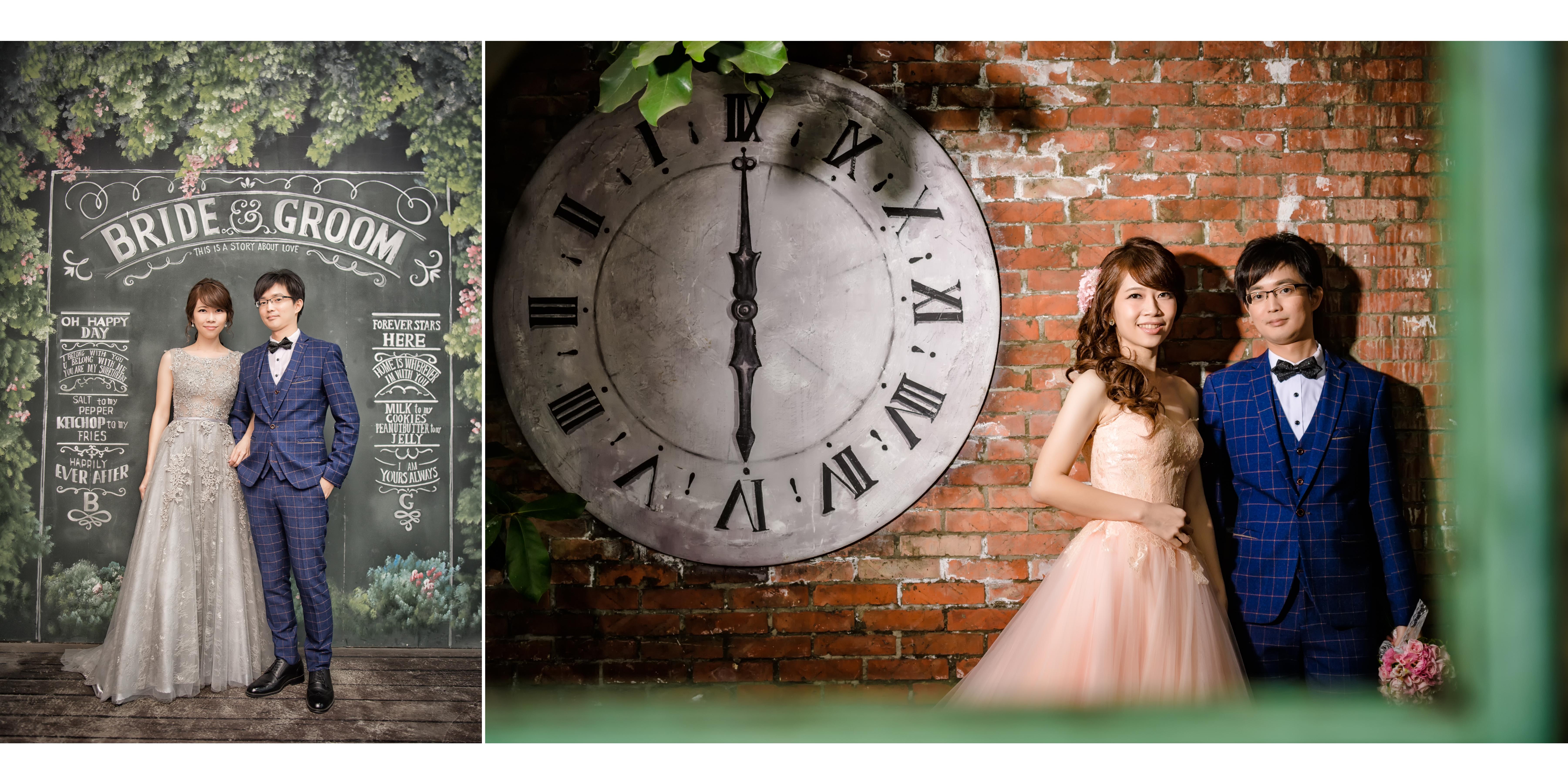 自助婚紗,台大,老茶廠,dear 婚紗基地