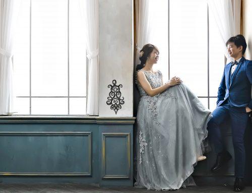 自助婚紗-辰&婷-台大、老茶廠、dear婚紗基地