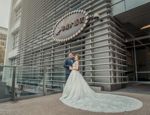華漾中崙 |阿濱+瑤瑤 婚禮紀錄