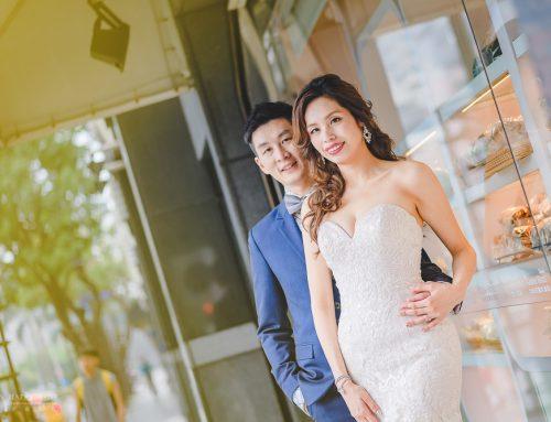 台北花園酒店 |名書&雅菱  婚禮紀錄