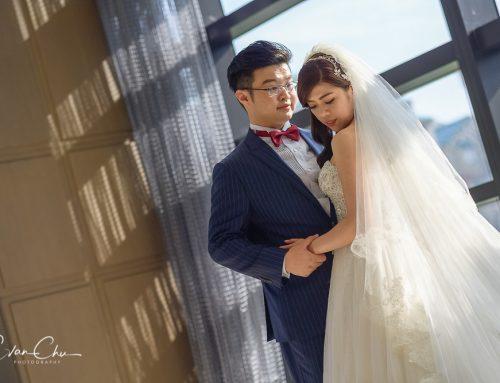 萬豪酒店 |奕誠&娉儀 婚禮紀錄