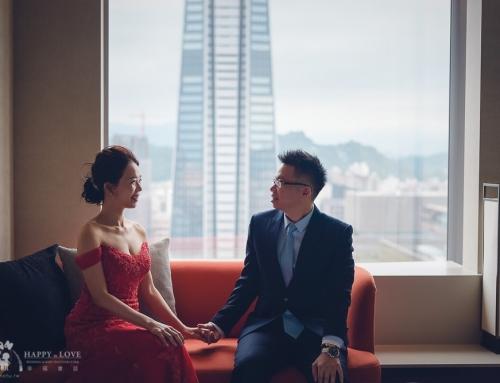 寒舍艾麗-Bryan & Kristan 迎娶+午宴