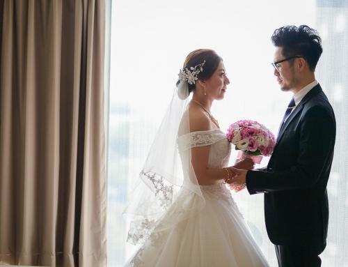 台南晶英酒店|榮峰&孟蘋 婚禮紀錄