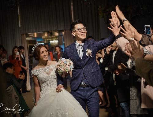 晶宴會館民權館|憶成。禾庭 婚禮紀錄