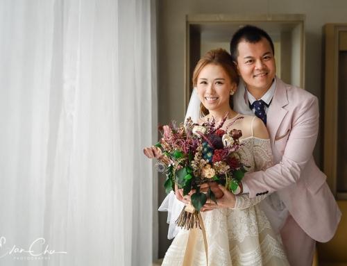 斐麗詩莊園|WEILUN+DEBBY 婚禮記錄