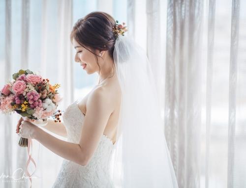 台北晶華|佳澍+紹宜 婚禮攝影