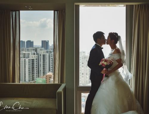 新竹喜來登|敦耀&雅君 婚禮紀錄