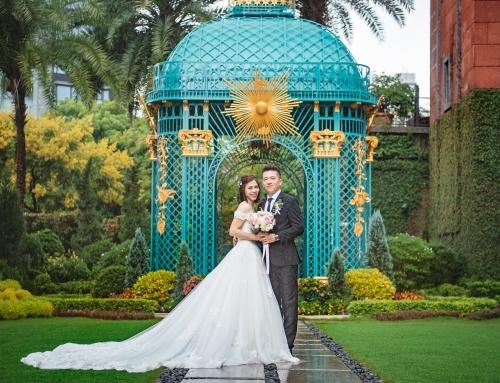 維多利亞酒店|勤凱&思穎 婚禮紀錄